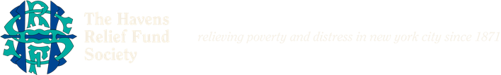 The Havens Relief Fund Society - Relieving poverty and distress in New York City since 1871